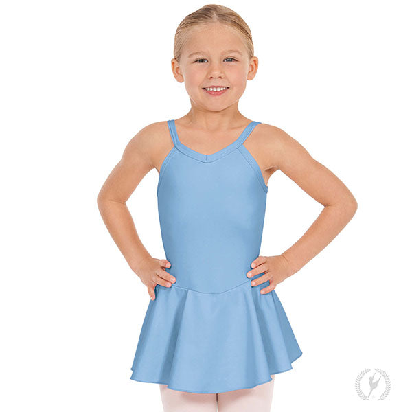 Girls Camisole Dance Dress with Tactel® Microfiber