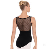 Diamond Tank Leotard