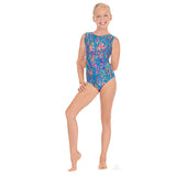 Under The Sea Child Gymnastics Leotard