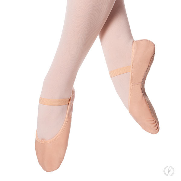 Adult Tendu Full Sole Leather Ballet Shoes