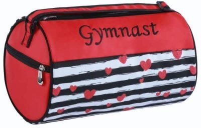 Love Gymnastics Duffel