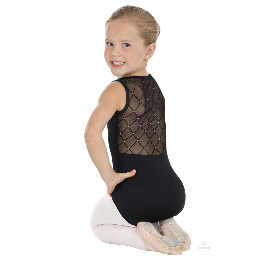 Little Diamond Collection Child Tank Leotard