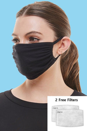 USA made reusable face mask with Free filter