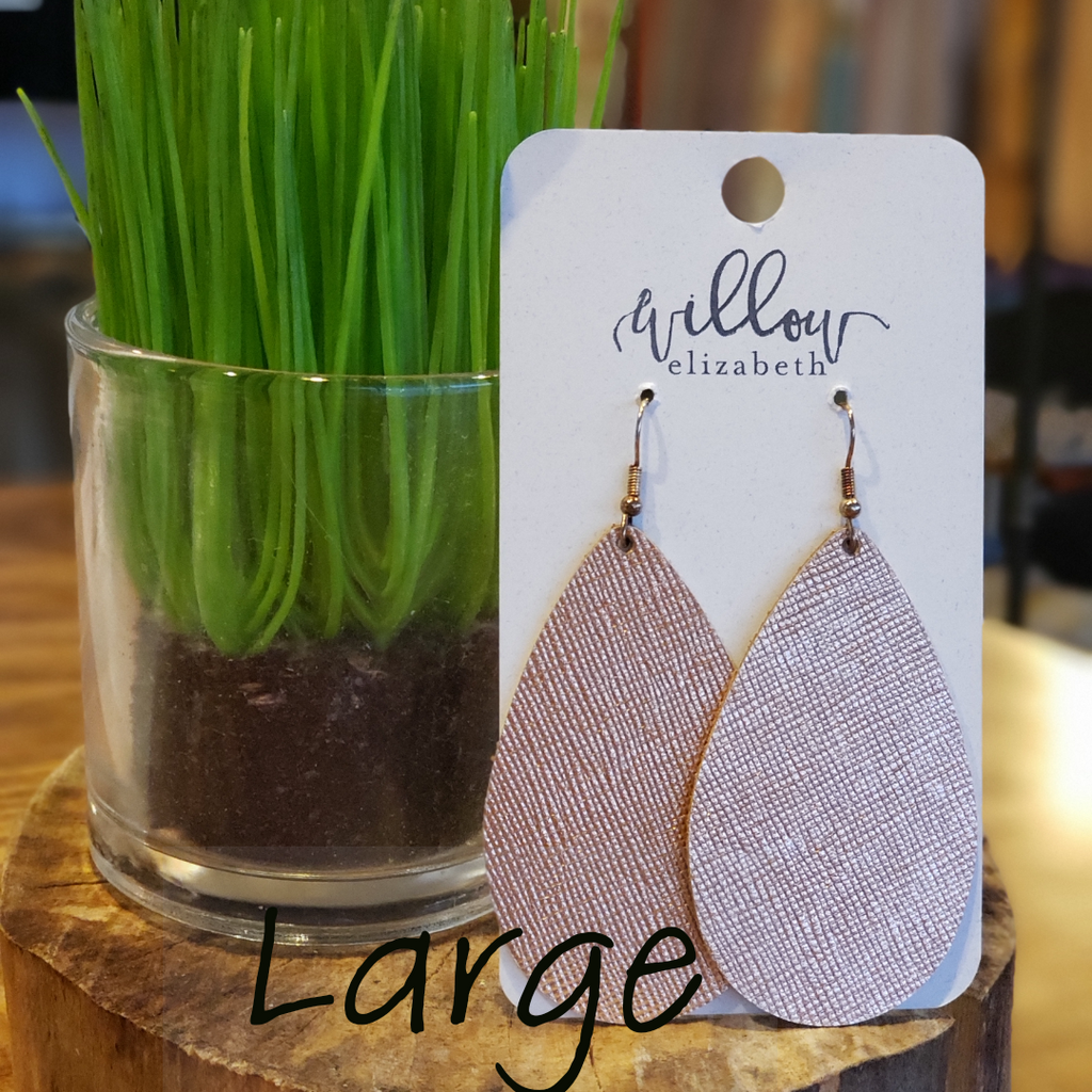 Willow Elizabeth Earrings | Various Styles - Large