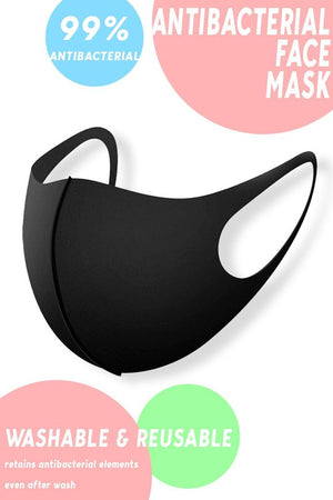 ANTIBACTERIAL ADULT MASK 2-ALL SALES FINAL
