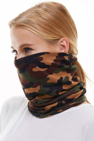 USA made Bandana Neck Scarf Face Mask - ALL SALES FINAL