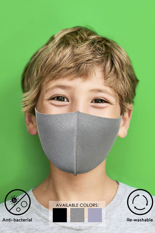 KIDS ANTIBACTERIAL MASK 1- ALL SALES FINAL