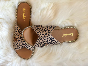 Cheetah Sandal