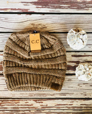 C.C. Beanies Confetti - Various Colors
