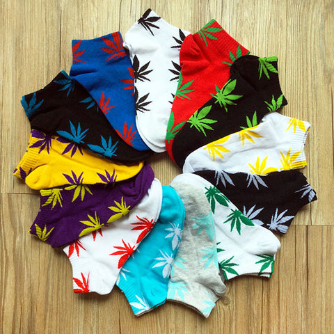 Casual Short Weed Socks - The Urban Fest eStore