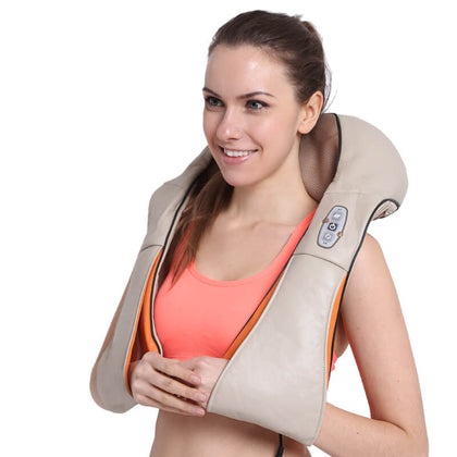 Premium Shiatsu Body Massager with Heat - The Urban Fest eStore