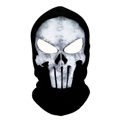 Black Balaclava Beanies Skull Mask - The Urban Fest eStore