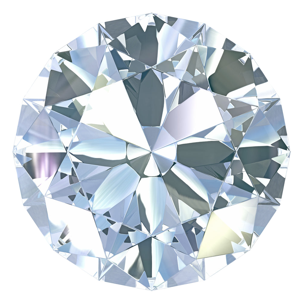 1.52 Carat F SI1 Round 100% Natural Diamond NON Enhanced 7.15 mm