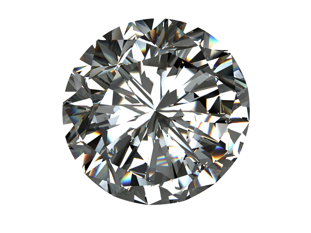 1.53 Carat G VS2 Round 100% Natural Diamond EGL Certified NON Enhanced GORGEOUS