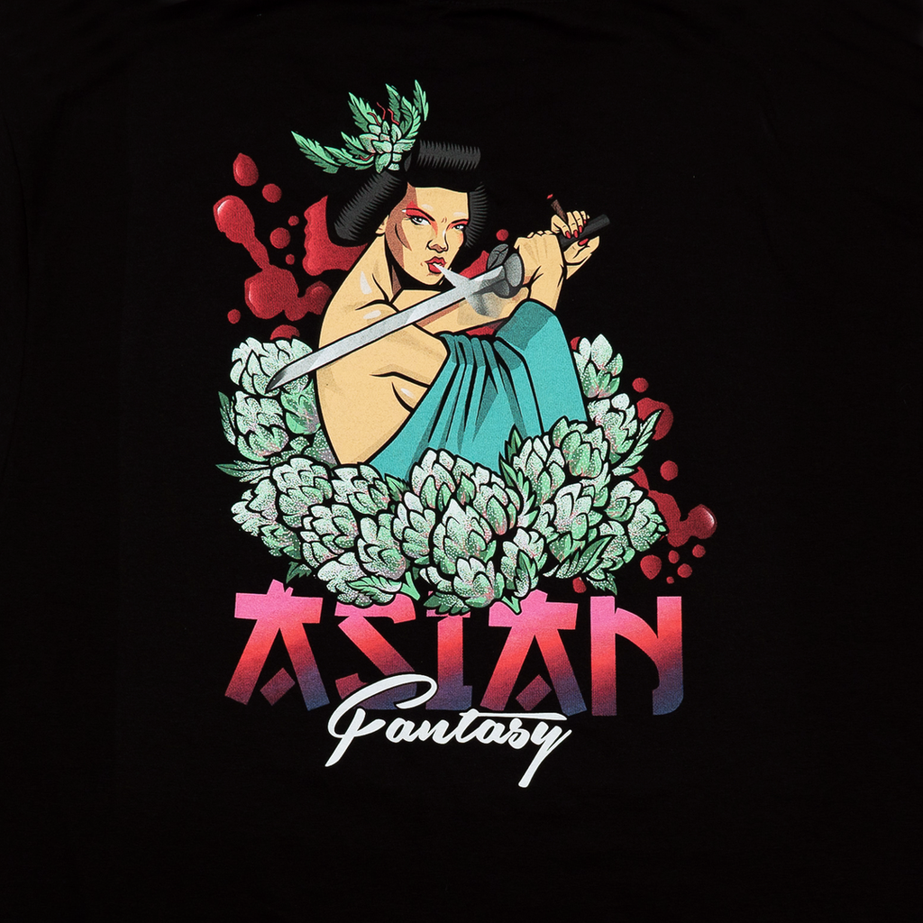 STRAIN TEE'S | ASIAN FANTASY