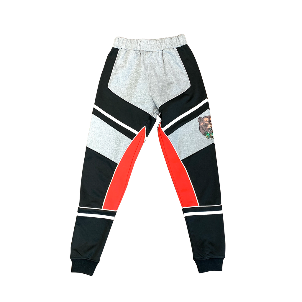 Bare Color-Block Sweats