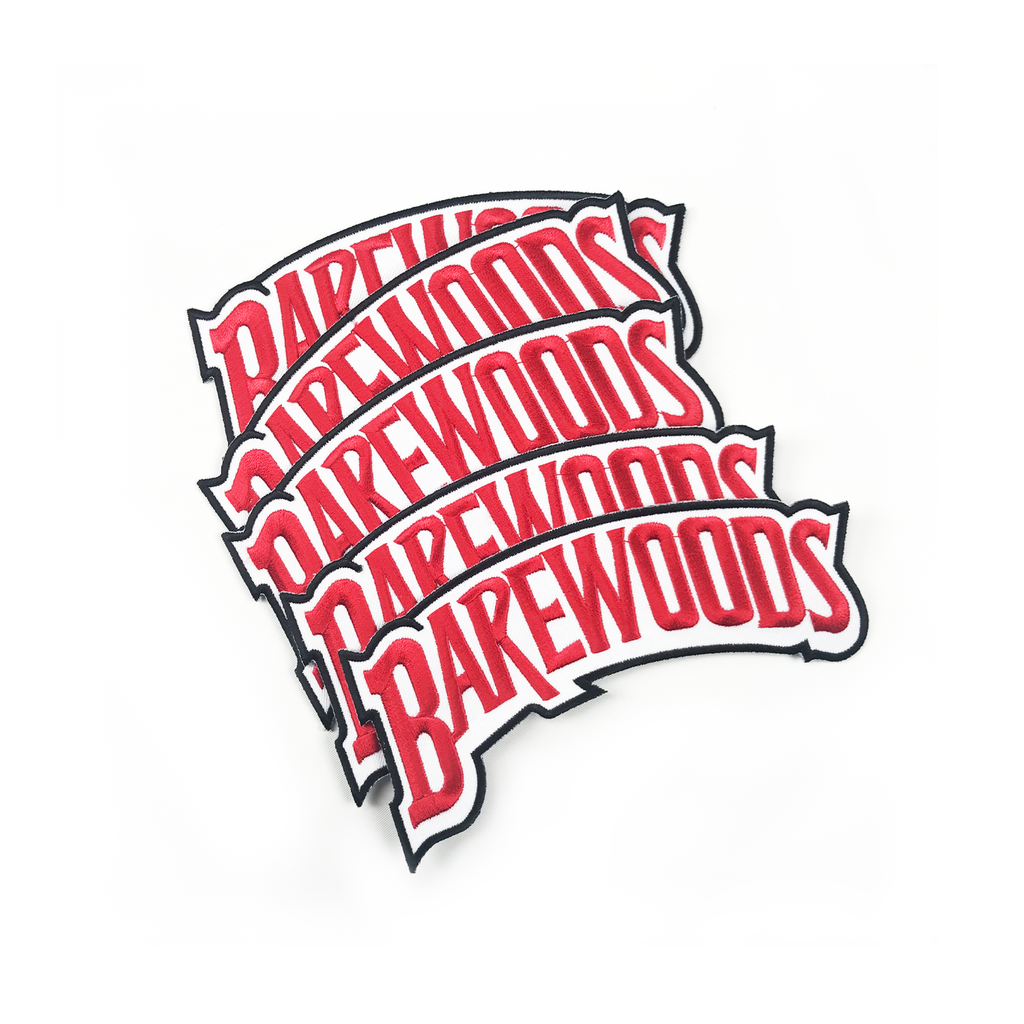 Barewoods Patch | LARGE