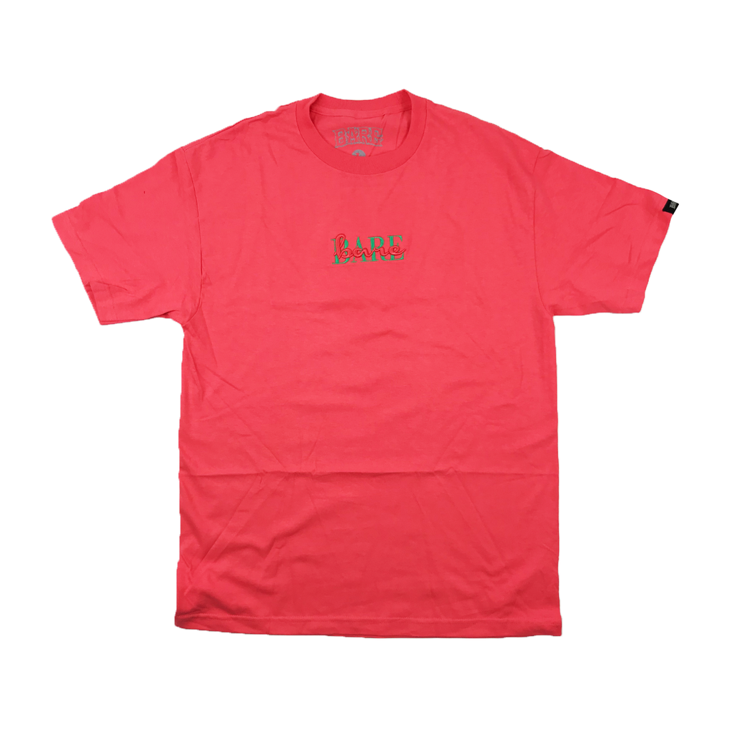 PASTEL DOUBLE VISION TEE | CORAL