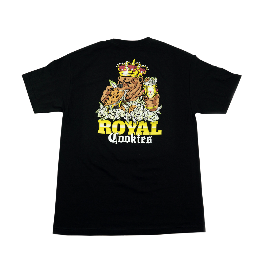 STRAIN TEE'S | ROYAL COOKIES