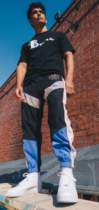 BARE WINDBREAKER PANTS