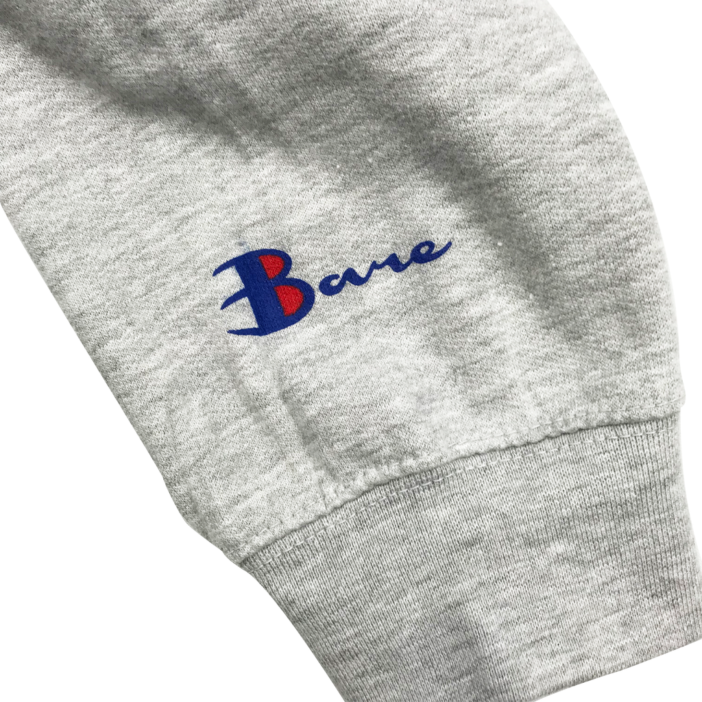 BAMPION CREW NECK | GREY