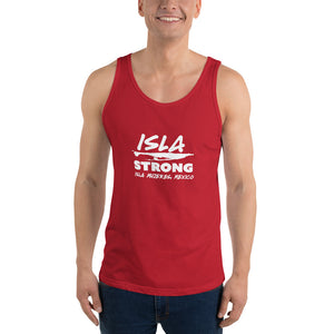 Isla Strong v2 Unisex Tank Top