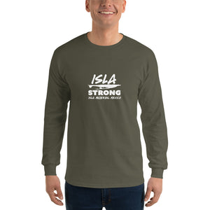 Isla Strong Men's Long Sleeve Shirt