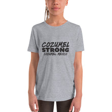 Cozumel Strong Youth Short Sleeve T-Shirt