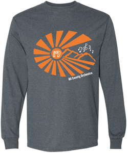 All County Orchestra Long Sleeve T-Shirt