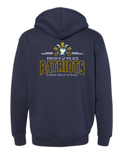 Prince Of Peace Patriot Hoodie