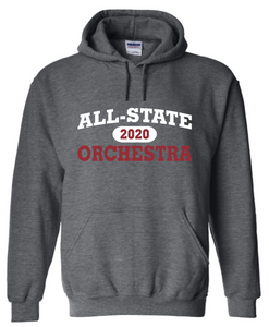 All State 2020 Orchestra Hoodie