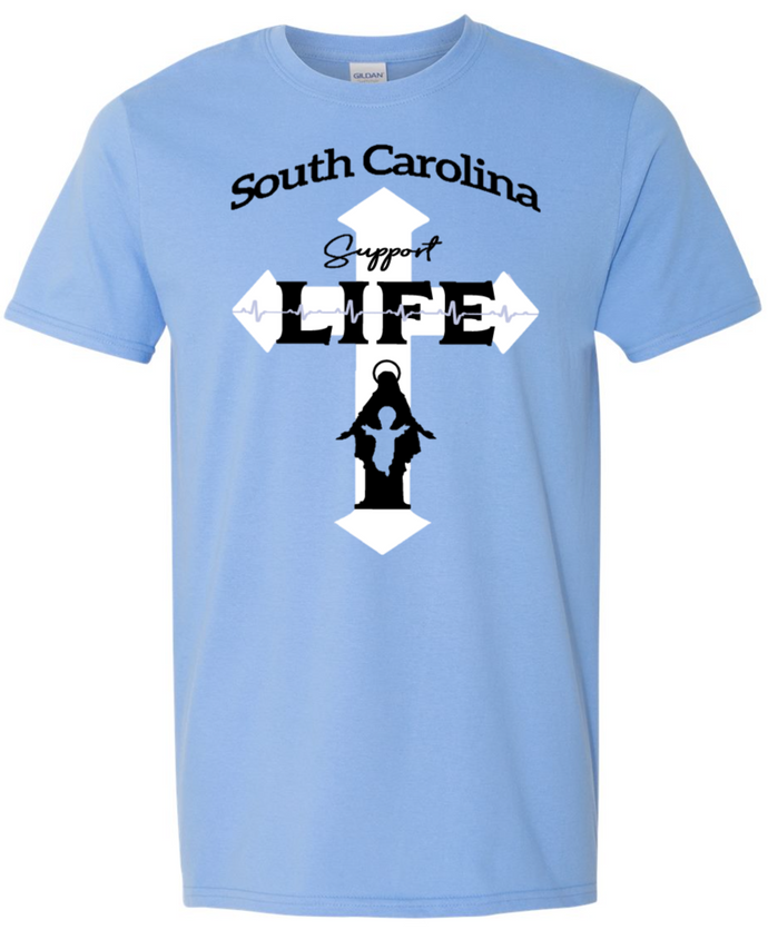SC Supports Life T-Shirt