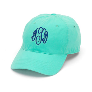 Mint Cap with Master Circle Monogram