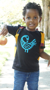 SANKOFA BIRD SHIRT