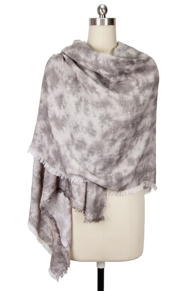 Talise Watercolor Scarf