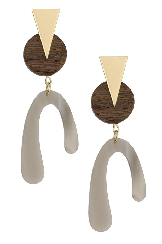 Calder Dangle Earring