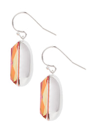 Prism Cushion Earring