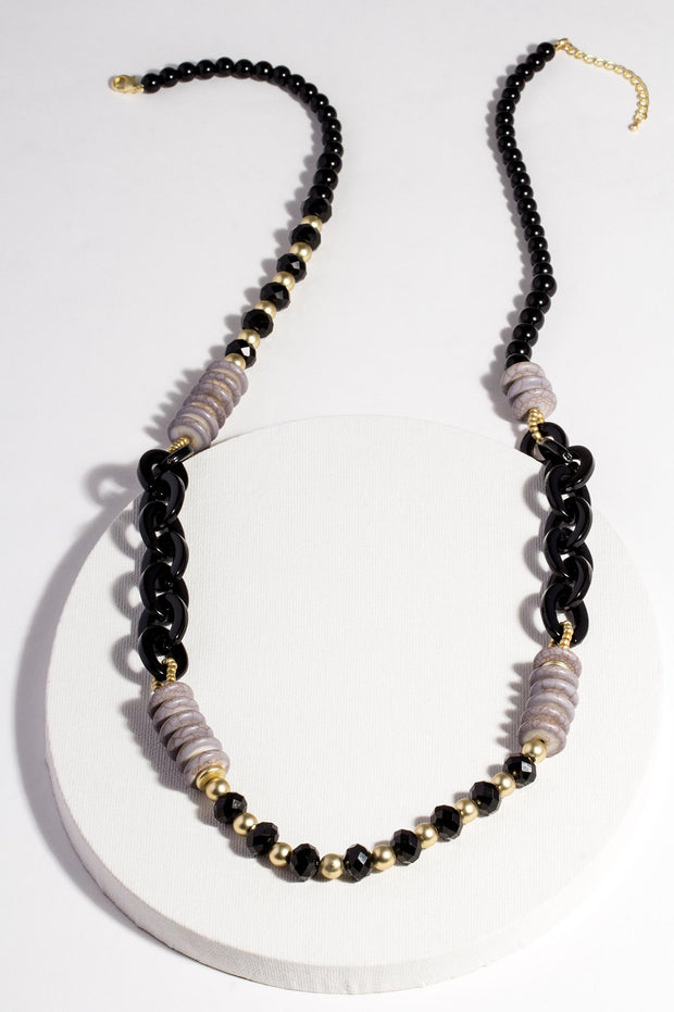 Aashi Long Necklace