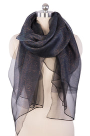 Sparkle Sheer Social Wrap