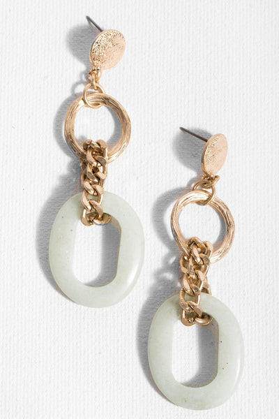 Dauphine Drop Earring