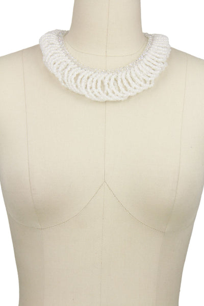 Carly Coil Statement Necklace