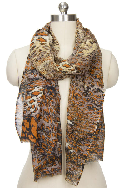 Leo Multi Color Scarf