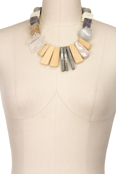 Joan Statement Collar Necklace