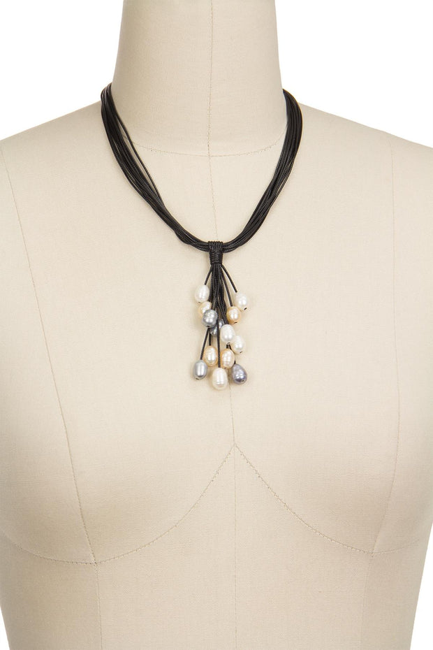 Tahitian Winter Pearl Necklace