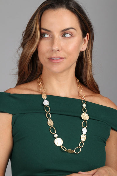 San Sebastian Pearl Necklace