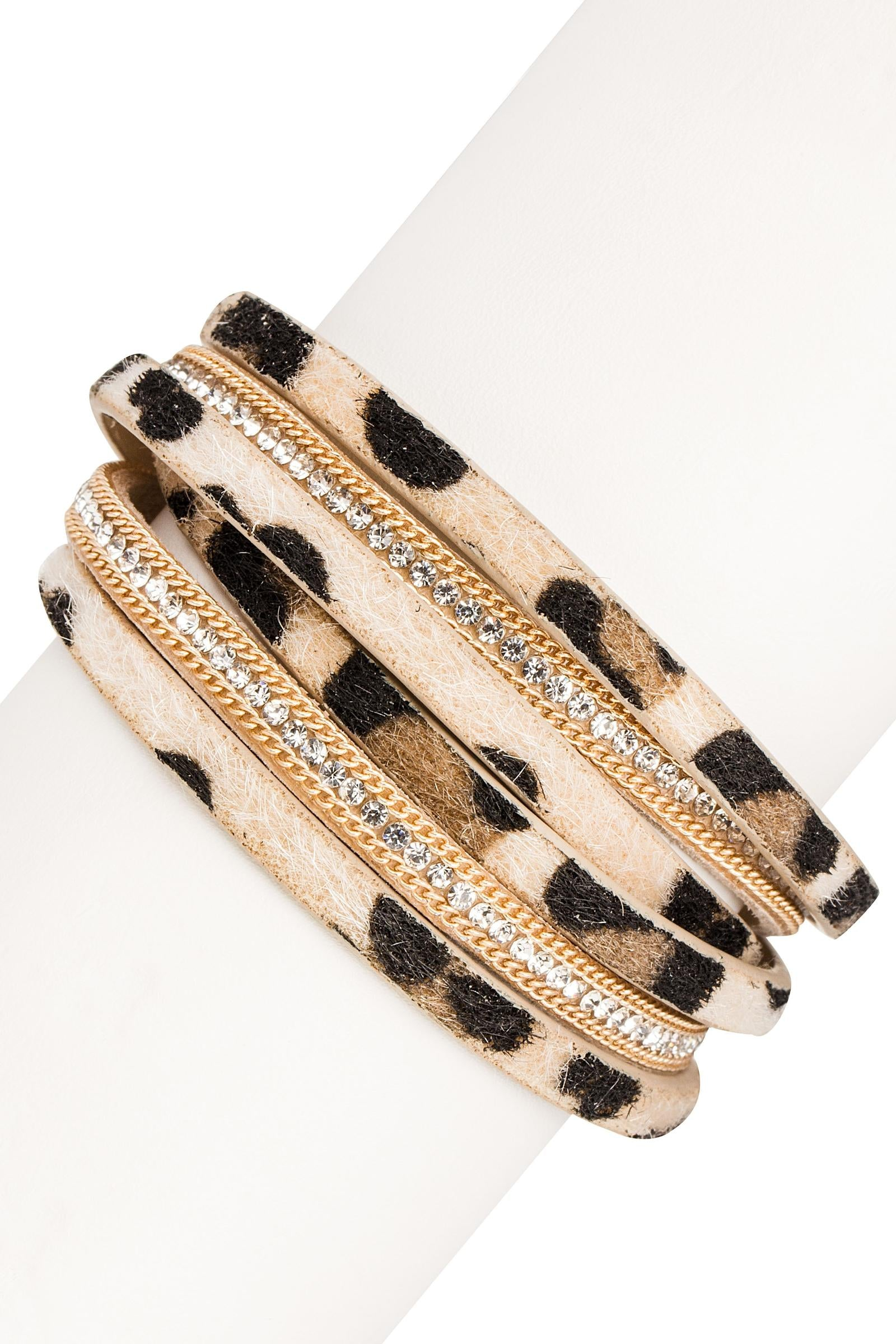 Verna Leather Bracelet