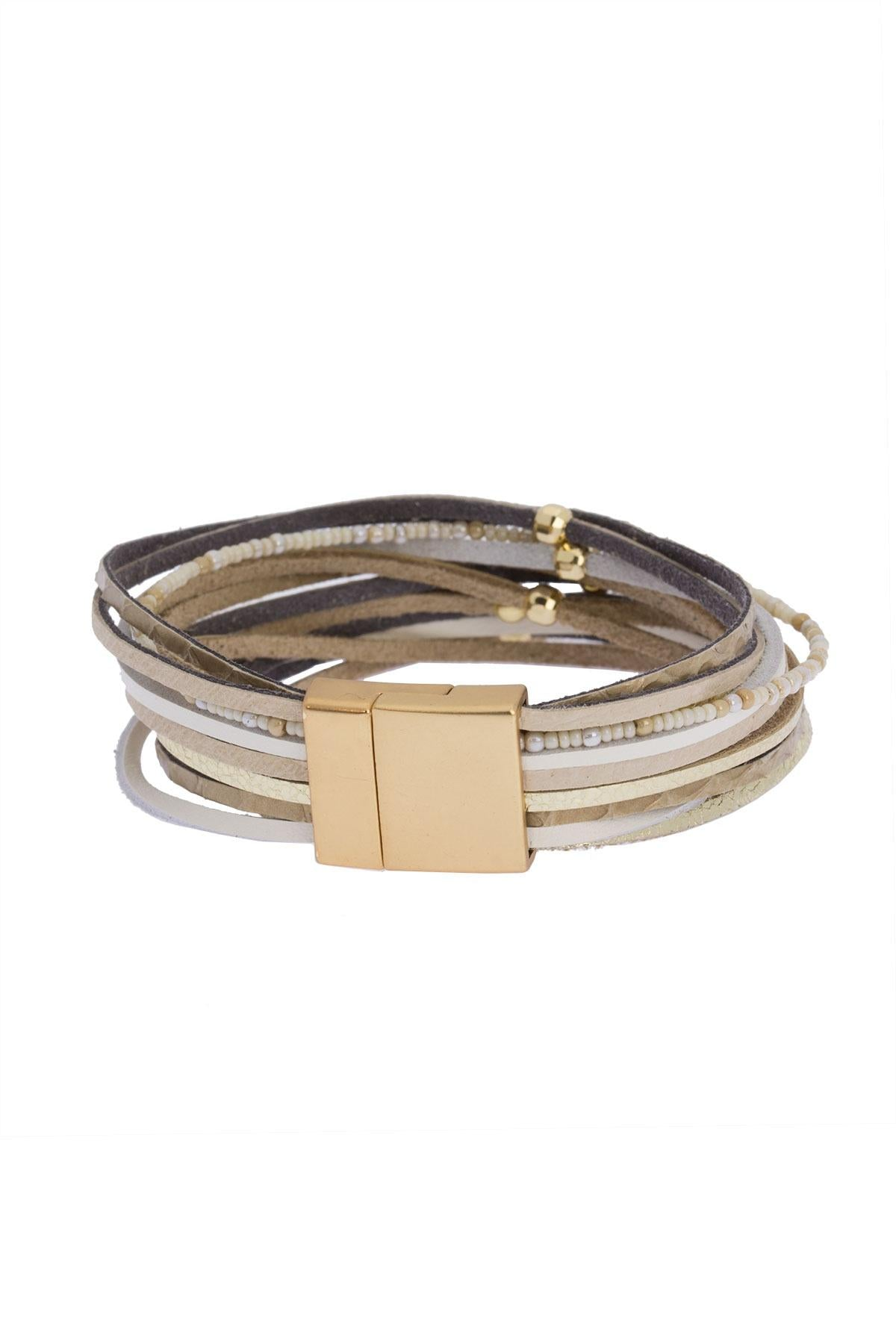Ultra Lightweight Leather Bracelet