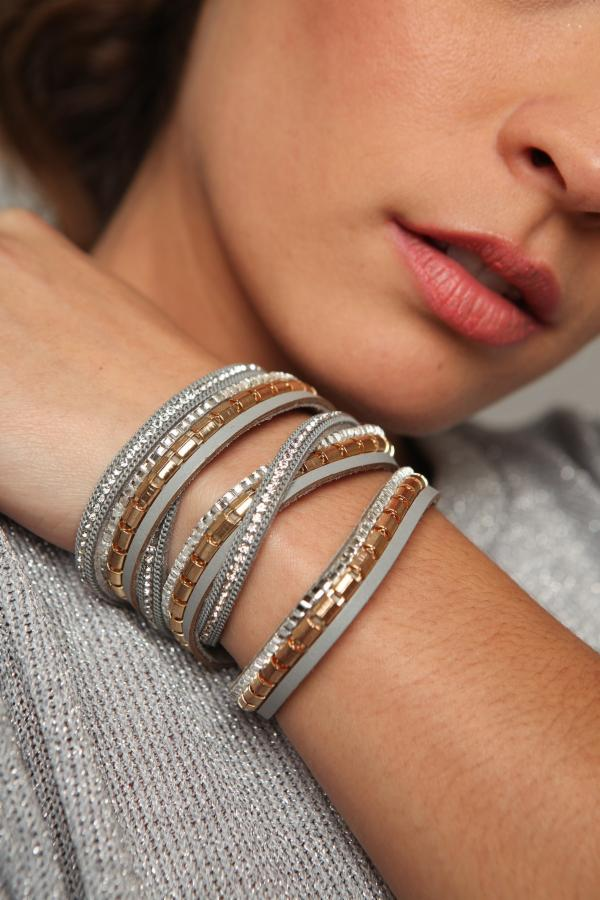 Warm Nights Wrap Bracelet