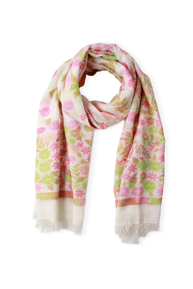 May Flowers Scarf