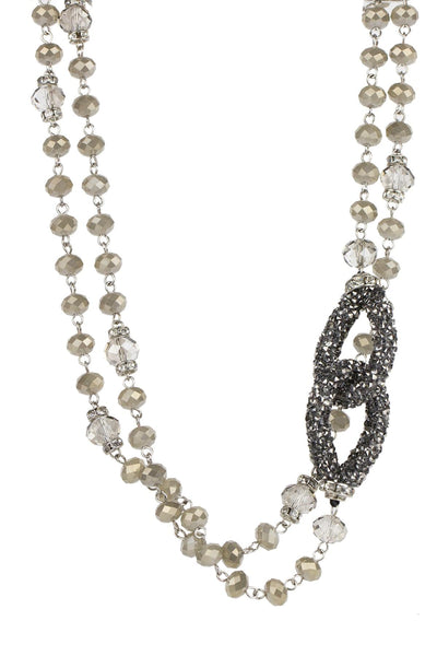 Raka Beaded Long Necklace